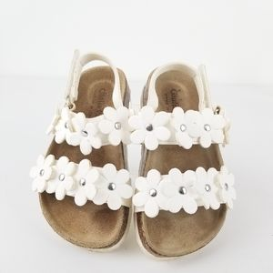 Giulia Palai Made in Italy Toddler Size 7 Sandals